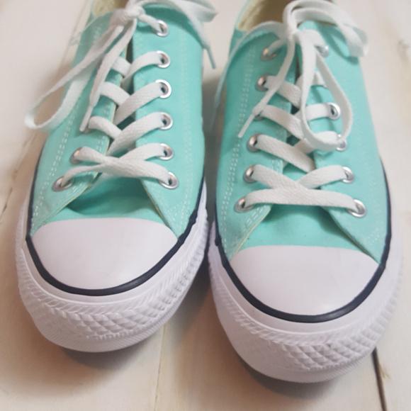 Para Mujer Converse 9 Verde Azulado YeDoVI